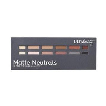 Ulta Matte Neutrals Eyeshadow Palette