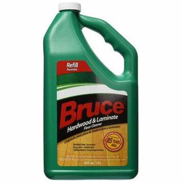 Laminate And Hardwood Floor Cleaner 64oz, USA, Brand Bruce