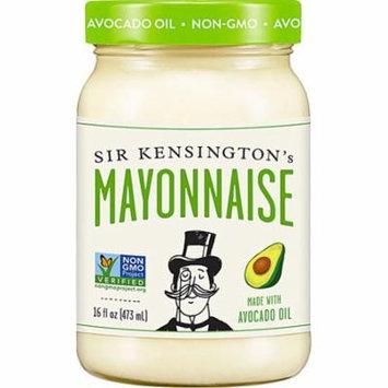 Sir Kensington's Mayonnaise Gluten Free Avocado Oil -- 16 fl oz pack of 6