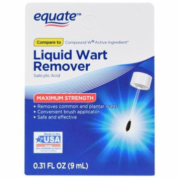 Equate Liquid Wart Remover with Salicyclic Acid, 0.31 Fl Oz