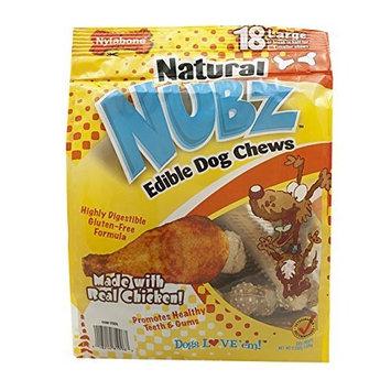 Natural Nubz Edible Dental Dog Chews