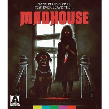 Arrow Video Madhouse Blu-ray (blu-Ray + DVD)