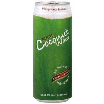 Taste Nirvana Real Coconut Water, 16.2 oz, 12 pk