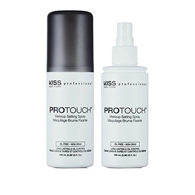 Kiss Professional Pro Touch Makeup Setting Spray (KFS01)