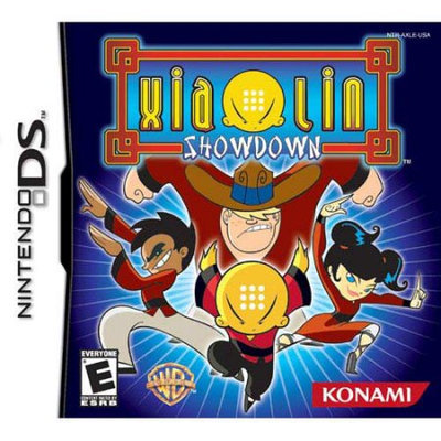 Konami Xiaolin Showdown - Action/Adventure Game Retail - Nintendo DS