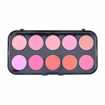 Beauty Treats Professional 10 Matte Blush Palette
