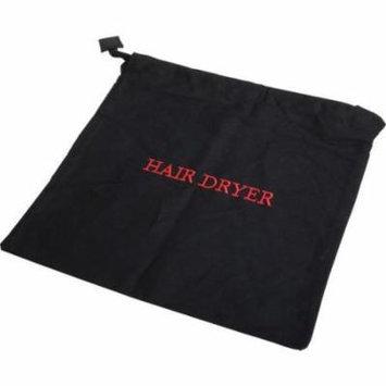 Hair Dryer Bag Drawstring 12 x 12