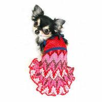 Hip Doggie HD-3MTL-M Medium Muttsoni Dress