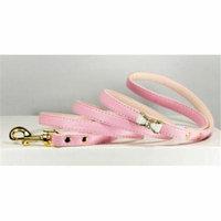 Hip Doggie HD-4BLP-1-2 Nil Hip Doggie Bow Leash - Pink