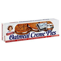 Little Debbie Oatmeal Creme Pies 12 Ct, 1 Box