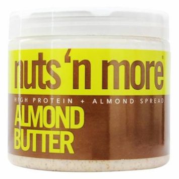 Nuts N More - Almond Butter - 16 oz(pack of 6)