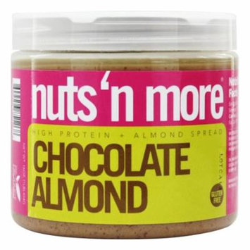 Nuts N More - Chocolate Almond Butter - 16 oz.(pack of 3)