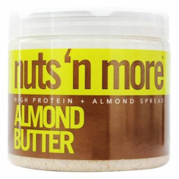 Nuts N More - Almond Butter - 16 oz(pack of 2)