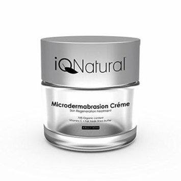 Premium - 4.8oz Microdermabrasion Facial Scrub - Organic All Natural Exfoliating Face Scrub - Anti Aging Skin Regeneration Brightening & Lightening Treatment