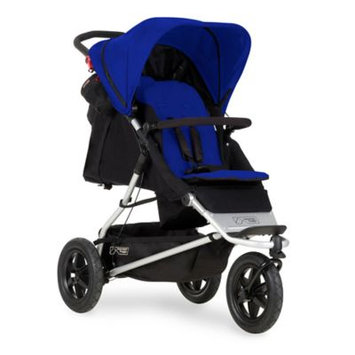 Mountain Buggy Inline Double Stroller - 2015 - Marine