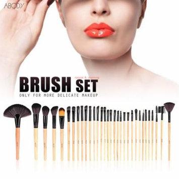 Abody 32Pcs Professional MakeUp Brush Set Cosmetic Makeup Tool Includes Free Bag