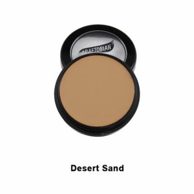 Desert Sand HD Glamour Creme Foundation 5oz. Graftobian Cruelty Free USA