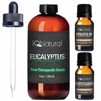Eucalyptus 4oz Essential Oil Set