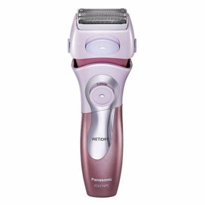 ES2216PC Close Curves Women's Electric Shaver, 4-Blade Cordless Electric Razor with Bikini Attachment and Pop-Up Trimmer, Wet or Dry Shaver Operation, USA, Brand Panasonic