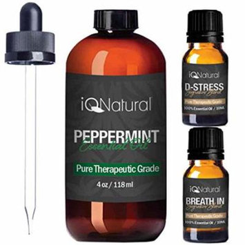 Peppermint 4oz Essential Oil Set