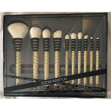 Sonia Kashuk brush set facet-nating