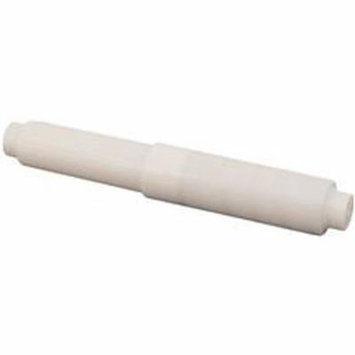 TOILET TISSUE ROLLER, 1/2 IN. ENDS, WHITE, PACK OF 6