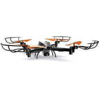 David Shaw Silverware Na Ltd AirHawk Drones M13 Orange Predator Drone with HD Camera