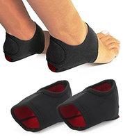 uxcell® Plantar Fasciitis Wrap Heel Arch Support Sleeve Cushion Pair