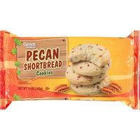 Great Value Pecan Shortbread Cookies, 13 oz