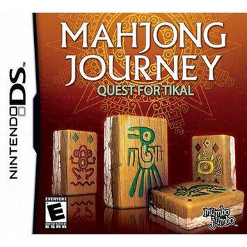 Mumbo Jumbo Mahjong Journey: Quest for Tikal (Nintendo DS)