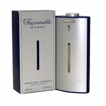 Faconnable By Faconnable For Men. Aftershave 3.3 oz