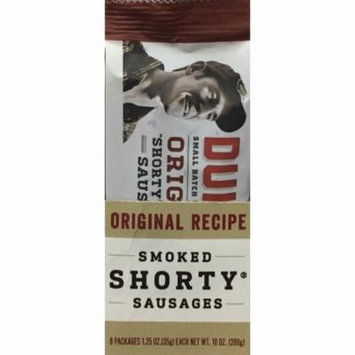 Duke's Original Recipe Smoked Shorty Sausages, 1.25-Ounce (100-Count)