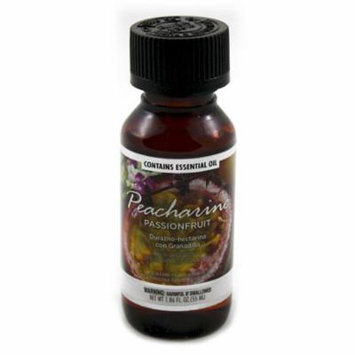 Fragranced Warming Oil 55mL Peacharine Passionfruit Fragrance