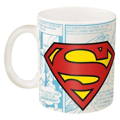 Zak Designs Superman Coffee Mug