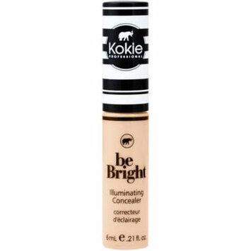 Kokie Professional Be Bright Illuminating Concealer, Fair