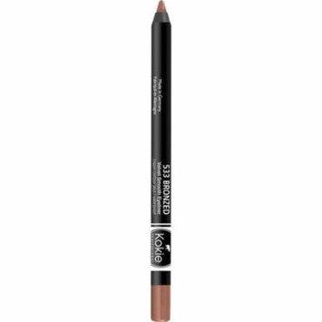 Kokie Professional Velvet Smooth Eyeliner, Bronzed, 0.04 oz