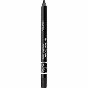 Kokie Professional Velvet Smooth Eyeliner, Charcoal Grey, 0.04 oz