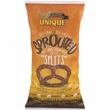 Unique 100% Whole Grain Wheat Sprouted Pretzel