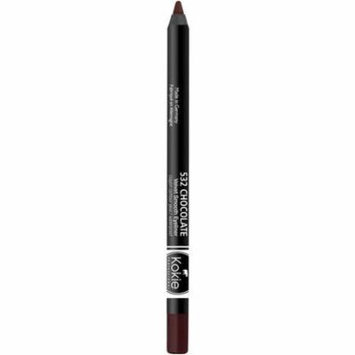 Kokie Professional Velvet Smooth Eyeliner, Chocolate, 0.04 oz