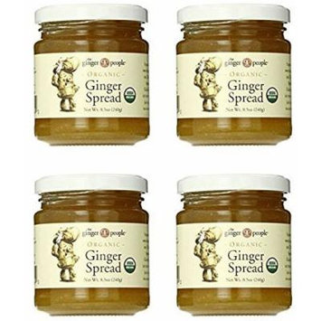 Organic Ginger Spread - Made in FIJI - Pack of 4