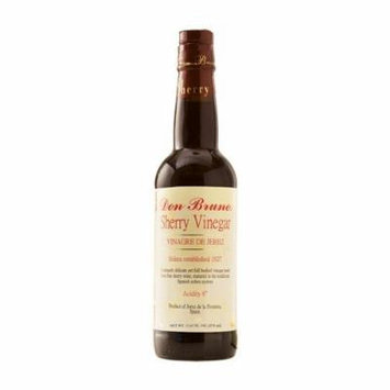 Don Bruno Sherry Vinegar D.O.P. - 25.35 oz (Pack of 2)