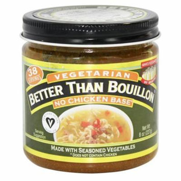 Better Than Bouillon - Vegetarian No Chicken Base - 8 oz(pack of 12)
