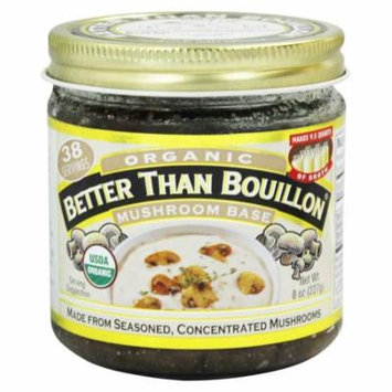 Better Than Bouillon - Mushroom Base Organic - 8 oz.(pack of 12)