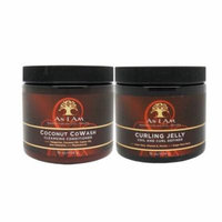 As I Am Coconut Cowash Cleansing Conditioner & Curling Jelly 16oz