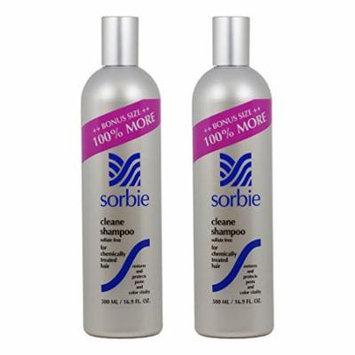 Sorbie Cleane Sulfate free Shampoo 16.9oz / 500ml