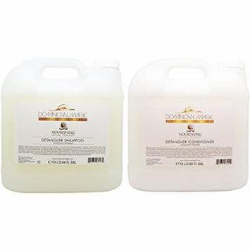 Dominican Magic Coconut Detangler Shampoo & Conditioner 2 gal Duo