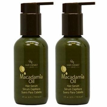Hair Chemist Macadamia Oil Hair Serum 4oz