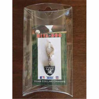 Diva-Dog DD564 Oakland Raiders Logo Charm