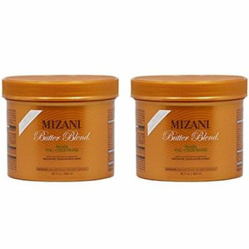Mizani Butter Blend Relaxer for Fine / Color-Treated 30oz