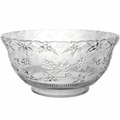 CPC BPUNCH 3 gal Plastic Disposable Punch Bowl, Case of 6